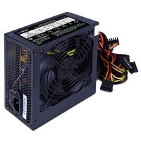 Блок питания HIPER HPT-450 (ATX 2.31, 450W, PASSIVE PFC, 120MM FAN, POWER CORD, черный) OEM