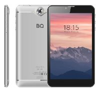 "Планшет BQ-7040G CHARM PLUS 7""IPS/3G/2+16GB/GPS/AND.9.0 SILVER"