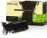 Видеокарта KFA2 GeForce GT710 PCI-E 1024Mb (71GGF4DC00WK)