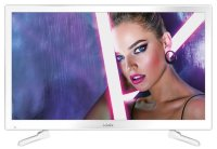 LED телевизор BBK 24LEX-7269/FTS2C Smart TV белый